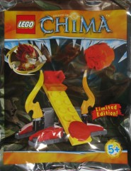 LEGO Legends of Chima 391506 Fire Catapault