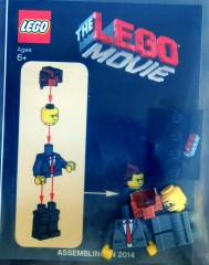 LEGO The LEGO Movie LORDBUSINESS The LEGO Movie Promotional Figure - Lord Business