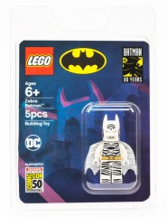 LEGO DC Comics Super Heroes SDCC2019 Zebra Batman