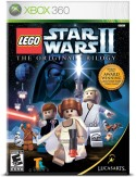 LEGO Мерч (Gear) XB376 LEGO Star Wars II: The Original Trilogy Video Game